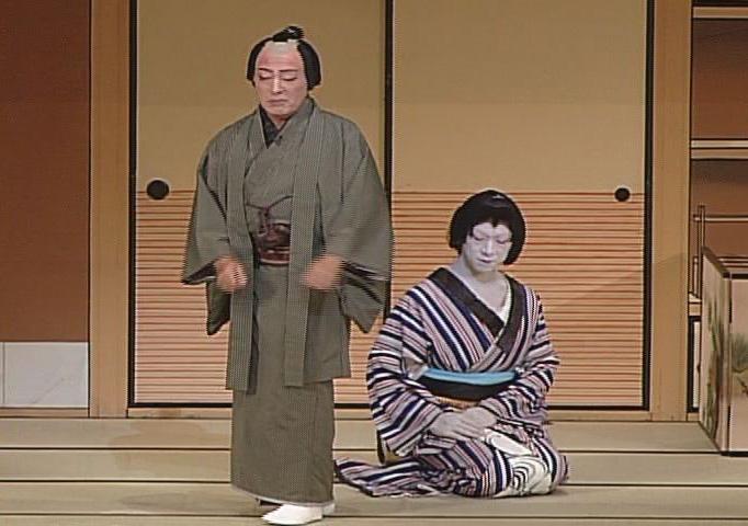 歌舞伎 世話物